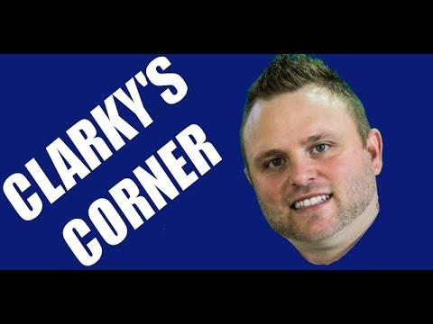 Clarky's Corner - S10 E5 w Josh Arnold