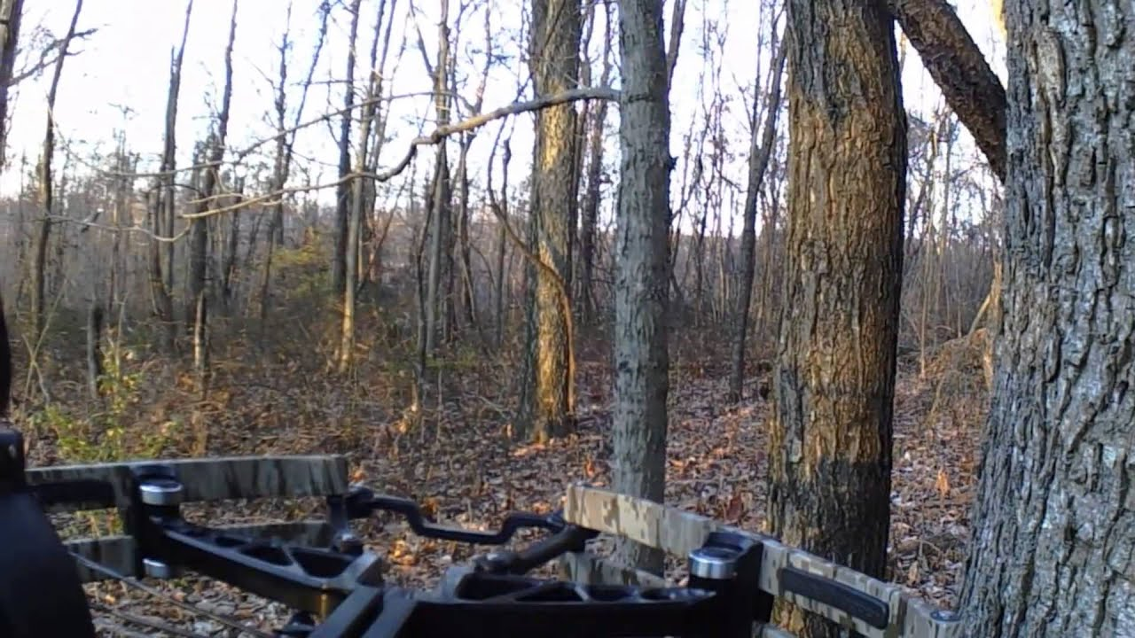 PA Archery Deer Crossbow Hunt 11/15/14 (incl. Kill Shot