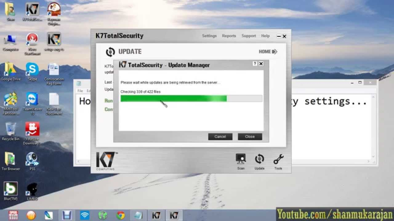 k7 antivirus total security download for pc