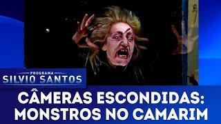 Monstros no Camarim   Câmeras Escondidas (07/10/18)