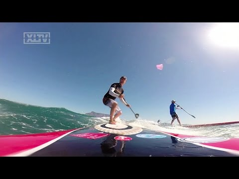 STORM RIDERS SUP DOWNWIND EPISODE IN CAPE TOWN
