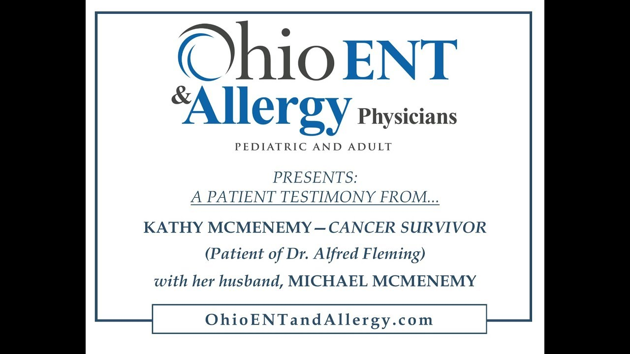 Ohio ENT and Allergy Physicians - Alfred J  Fleming, MD