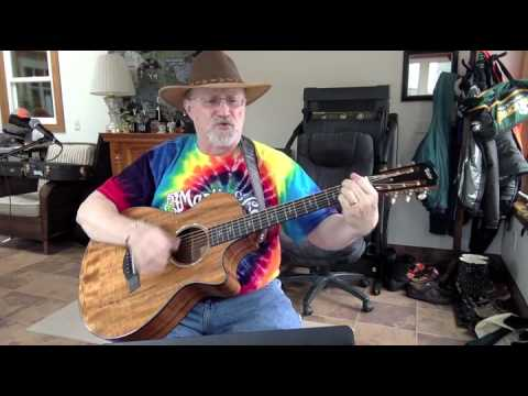 1492  - Tulsa Time  - Don Williams cover with guitar chords and lyrics