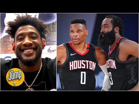 Robert Covington Takes An Interview Amidst Rockets Uncertainty | The Jump (Pressure Applied @4:20)