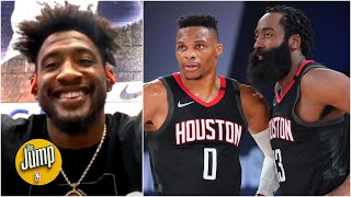 Robert Covington on the Harden-Westbrook situation, donation to Tennessee State | The Jump