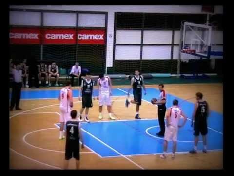2012/13 Junior League of Serbia (U19) - Round 1 : Vojvodina Srbijagas - Partizan (75:80)