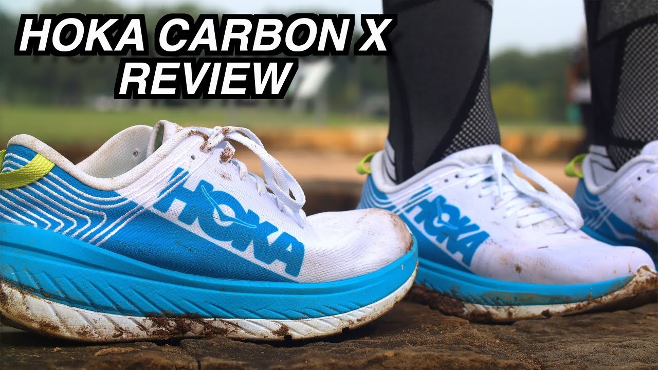 4be9bc13c75f9 HOKA CARBON X REVIEW  THE WORLD RECORD ULTRA MARATHON SHOE - YouTube