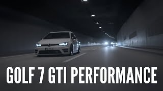 golf 7 gti performance car video