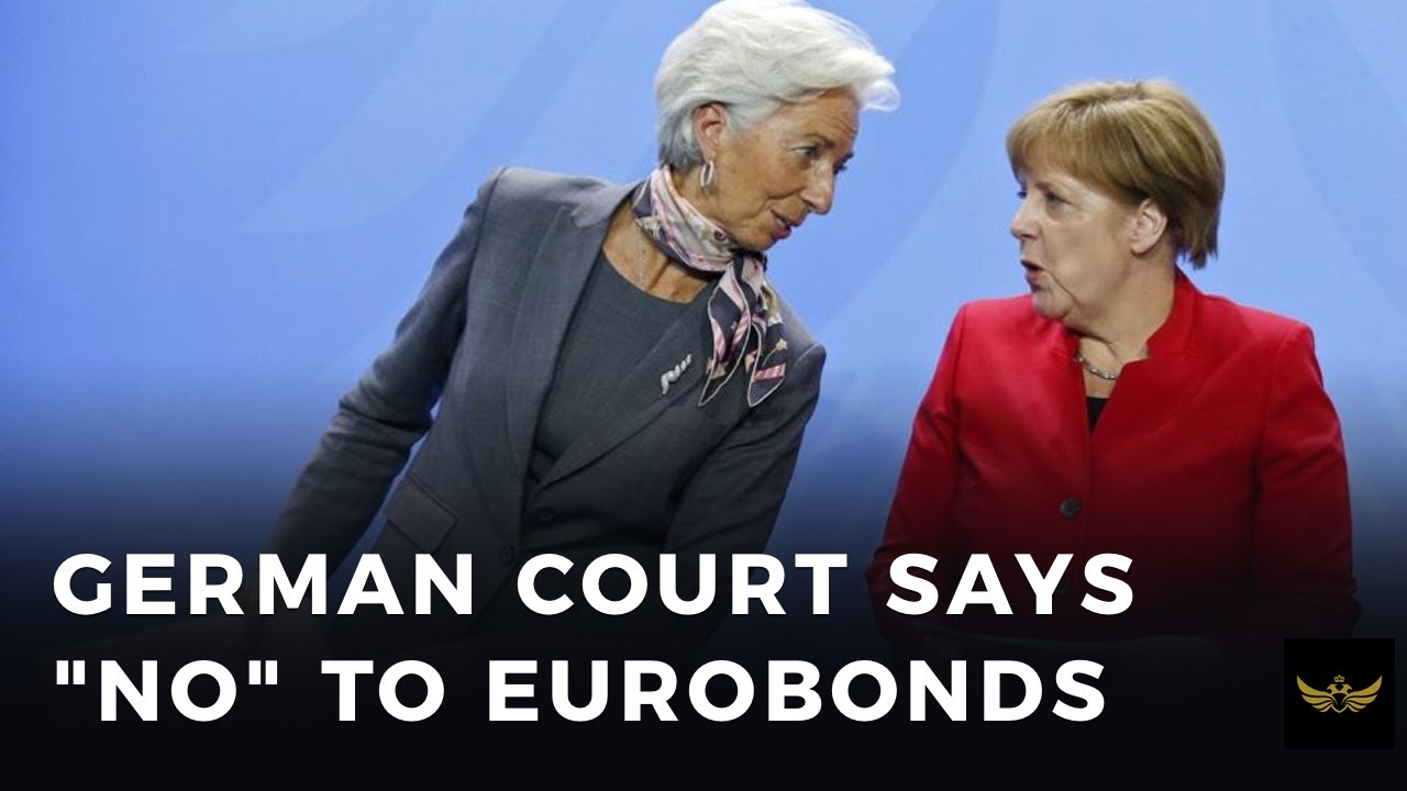 "EU end inches closer. German court says ""NO"" to Eurobonds"