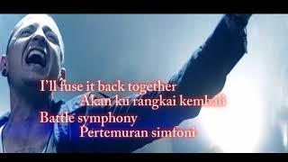 Lirik Lagu  dan Terjemahan - Linkin Park - Battle Symphony