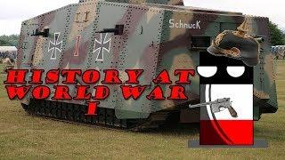 История Первой мировой войны Кантриболз.