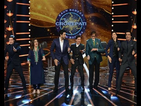 KBC's Diwali special with Happy New Year team