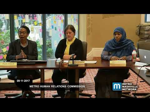 09/11/17 Metro Human Relations Commission
