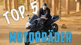 Top5 Motorräder unter 5000Euro