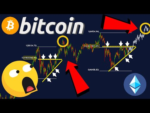 BITCOIN \u0026 ETHEREUM!!!!!!!! **NEW ALL TIME HIGH IMMINENT** IF THIS PLAYS OUT!!!!!!!