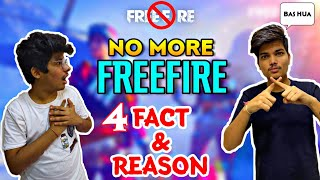 Free Fire || New Update Honest Review Are We Leaving Free Fire || Our Opinion