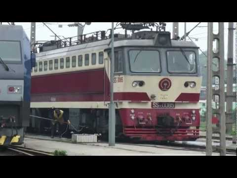 Engine depot 中国鉄路撮影奇行2日目-2