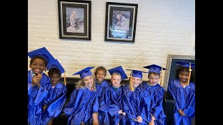 SolVerus Christian Academy K5 Graduation 2020 - Greenville Campus