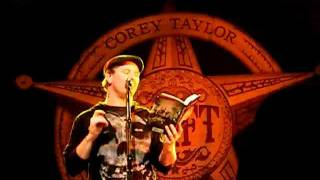 Bad Music -Corey Taylor
