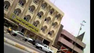 بغداد:الكرادة - قرب الادلة الجنائية 4 تموز 2011