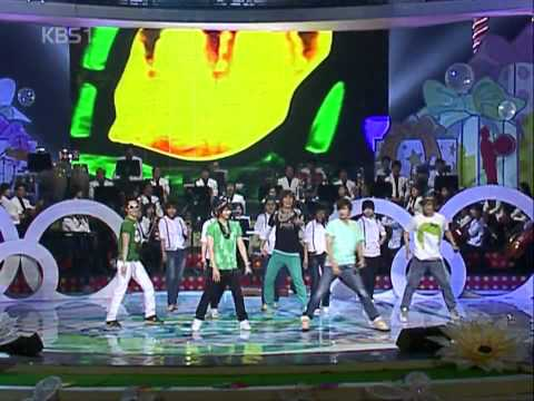 [Live] A song Calling for You - SS501
