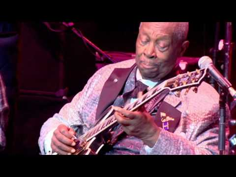 BB King Jams with Slash and Others 66  at the Royal Albert Hall 2011