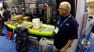 Bonefish 2 SUP at ICAST 2017