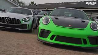 Lars Hein Automobiler præsentationsvideo