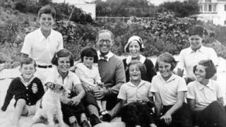 Kennedy Family Tribute - when they were young