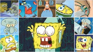 SPONGEBOB GAME FRENZY ALL FAILS