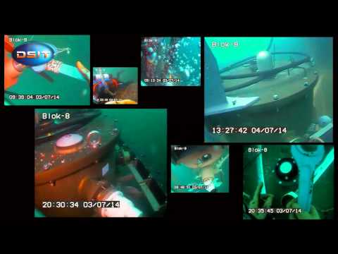 DSIT Underwater security for energy and special assets