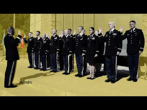 Oath Of Commissioned Officers