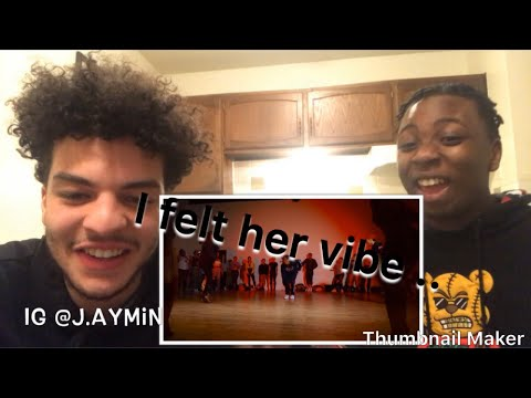 I caught the vibe y'all...WTS - Meek Mill | Aliya Janell Choreography (REACTION)