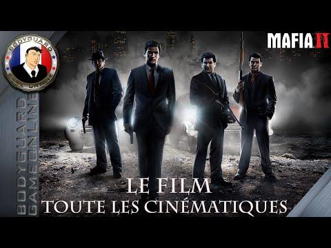 Mafia II Le Film Toute Les Cinématiques/Campagne Pc Ultra 2015 1080P