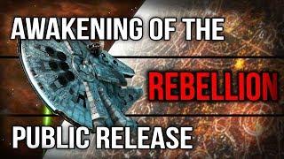 STAR WARS AWAKENING OF THE REBELLION - NEW RELEASE