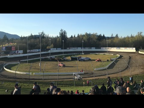 Opening Night At Skagit Speedway #Vlog44