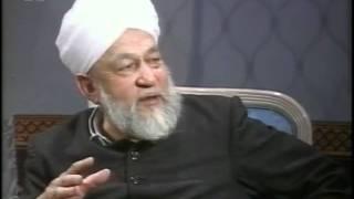 Liqa Ma'al Arab 25 April 1995 Question/Answer English/Arabic Islam Ahmadiyya