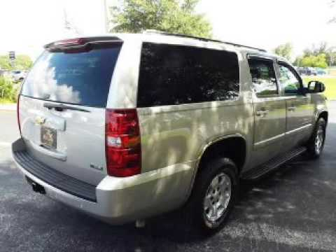 2008 Chevrolet Suburban - Homosassa FL