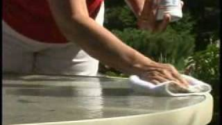 Patio Tables & Furniture Cleaning