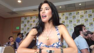 Jaime Murray Defiance SDCC 2013 Thumbnail