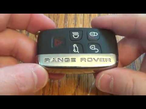 DIY – How to change SmartKey Key fob Battery on Range Rover