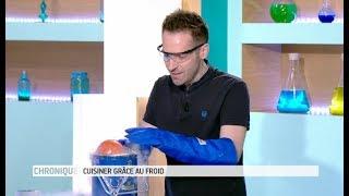 Cryoconcentration : cuisiner grâce au froid - Le Magazine de la santé