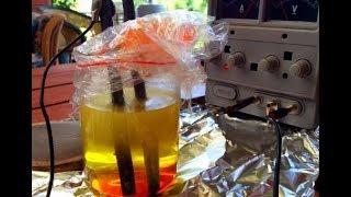 Sodium Bromate by Electrolysis