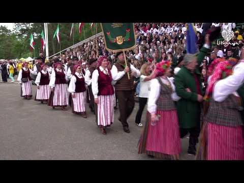 Lietuvos vakarų krašto dainų šventė - 2017 Klaipėda