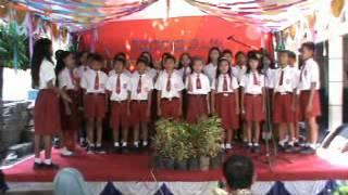SD 1 Karangrowo Performing Hymne Guru Mp3