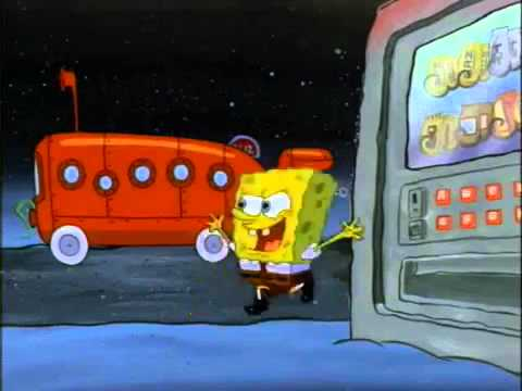Glove world episode spongebob
