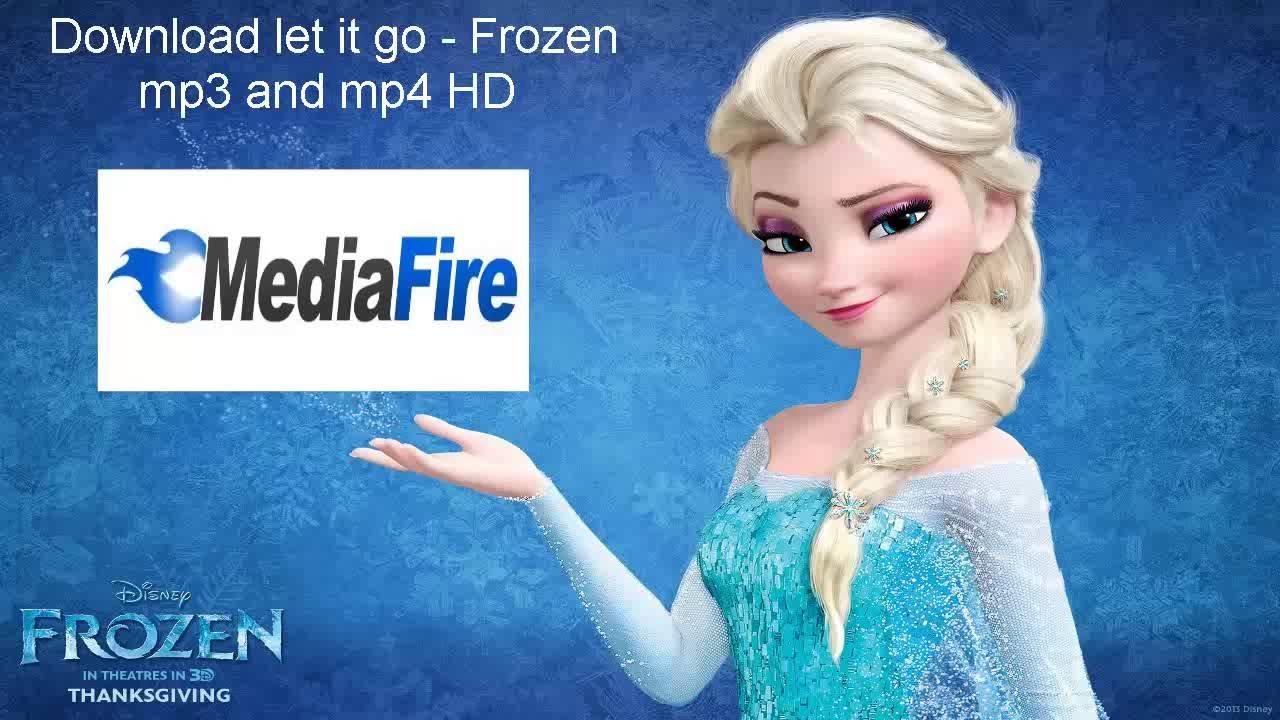 Let it Go Lyrics by Idina Menzel from Frozen