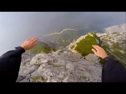 Not a Wingsuit video | Track Your Life Away 2 | Josh Nicholls