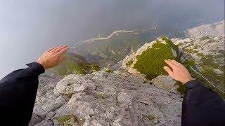 Not a Wingsuit video |Track Your Life Away 2 | Josh Nicholls