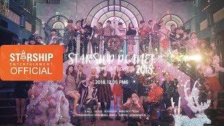 [Teaser] 스타쉽 플래닛(Starship Planet) 2018 - 벌써 크리스마스 (Christmas Time)